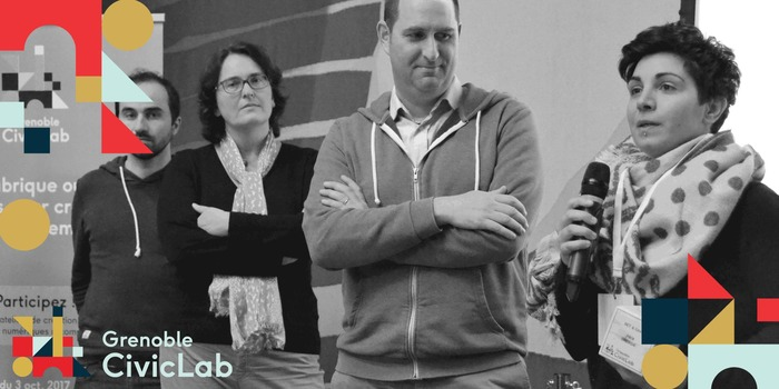 Atelier pitch [Grenoble CivicLab]