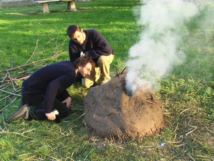 Journées du patrimoine 2018 - Atelier poterie néolithique