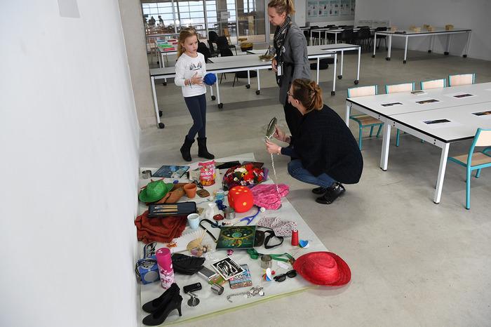 Journées du patrimoine 2018 - Atelier pour les enfants autour de la collection