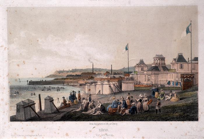 Journées du patrimoine 2018 - Atelier « Que fait-on au Havre au XIXe siècle ? On se baigne !»