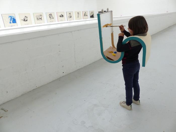 Journées du patrimoine 2017 - Atelier surprise à Passerelle Centre d'art contemporain