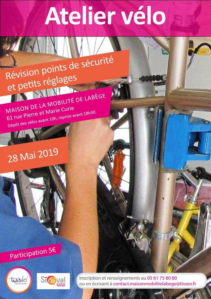 Atelier Visite Technique Vélo