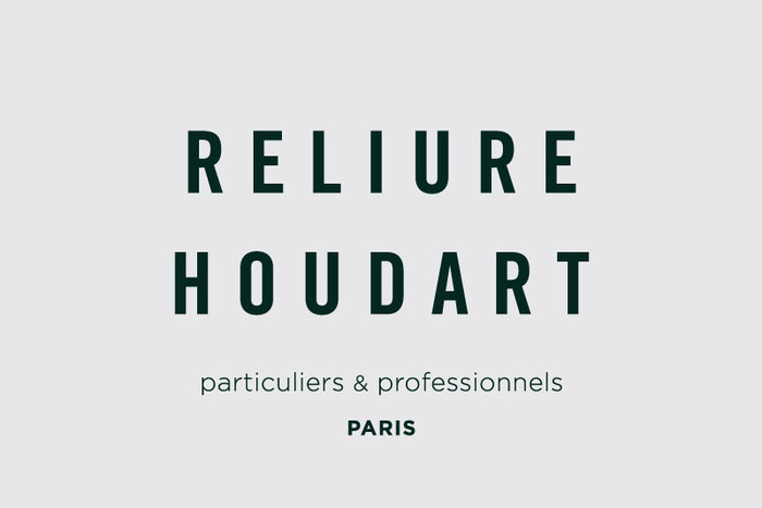 Crédits image : Reliure Houdart