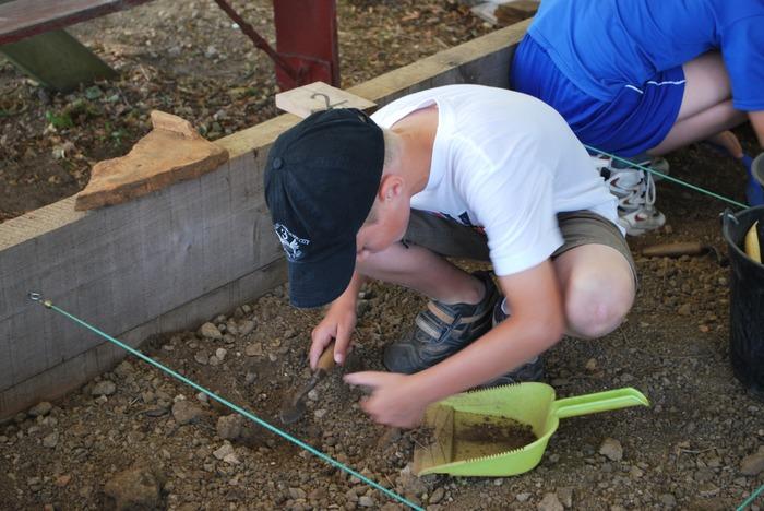 Ateliers apprentis archéologues