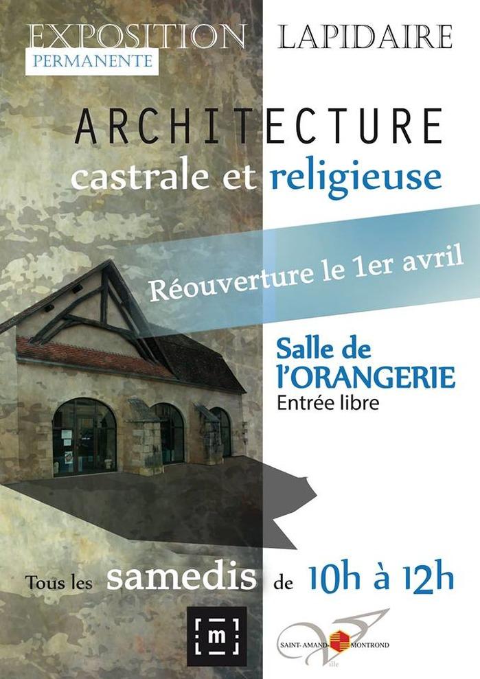 Journées du patrimoine 2017 - Ateliers architecture
