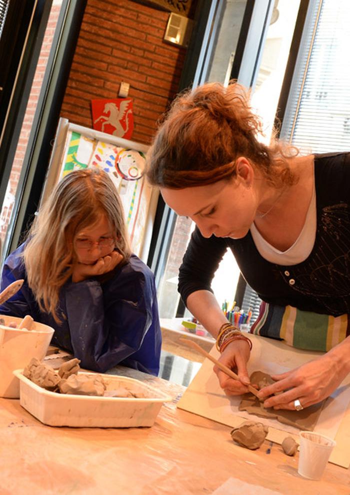 Journées du patrimoine 2018 - Ateliers artistiques pour tous
