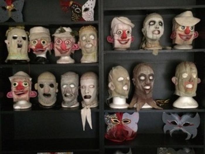 Journées du patrimoine 2018 - Atelier arts plastiques (se déroule à la Maison Jacques Copeau)