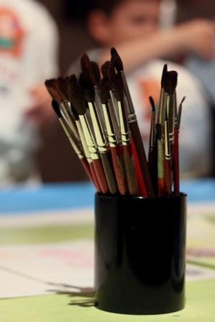 Ateliers créatifs pour toute la famille !
