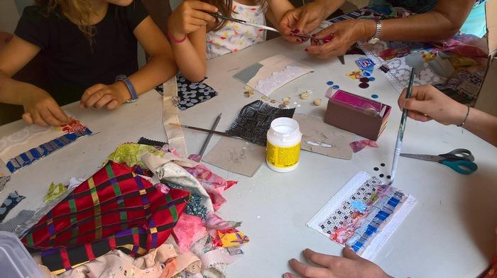 Journées du patrimoine 2017 - Ateliers créatifs