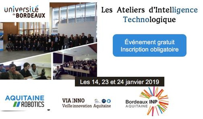 Ateliers d'Intelligence Technologique 2019
