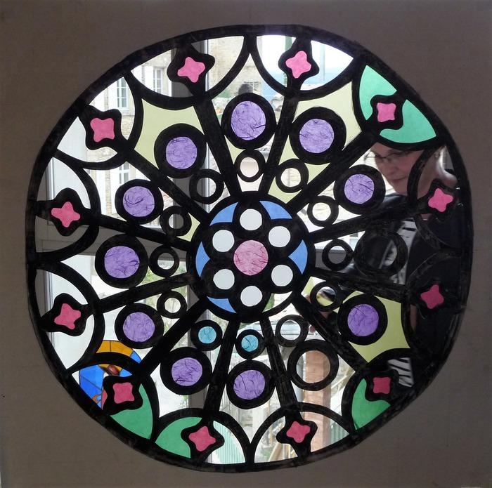 Journées du patrimoine 2018 - Ateliers dans l'église Saint Julien