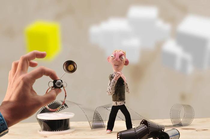 Journées du patrimoine 2017 - Ateliers de réalisation d'un court-métrage d'animation