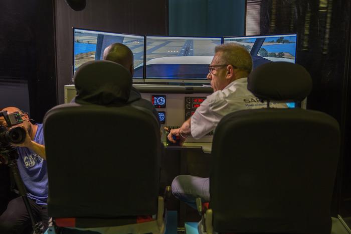 Journées du patrimoine 2018 - Ateliers de simulation