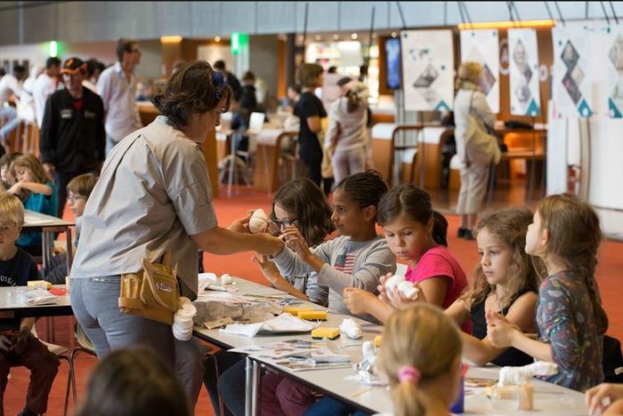 Journées du patrimoine 2018 - Ateliers et applications jeunesse (3-12 ans)