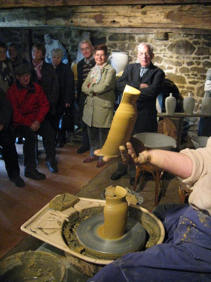 Journées du patrimoine 2018 - Ateliers et démonstrations au musée de la poterie normande
