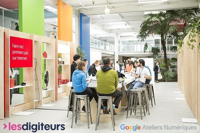Ateliers (gratuits) de formation Google