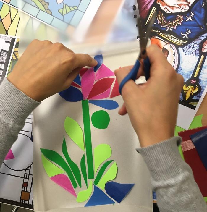 Journées du patrimoine 2018 - Atelier de pratique artistique