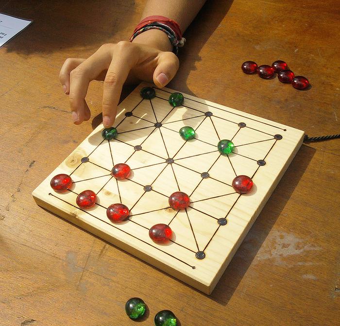 Journées du patrimoine 2018 - Atelier jeux antiques