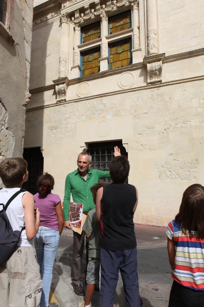 Journées du patrimoine 2017 - Attention les façades nous regardent !