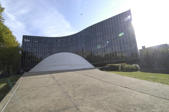 Journées du patrimoine 2017 - Visite libre au cœur des courbes d'Oscar Niemeyer