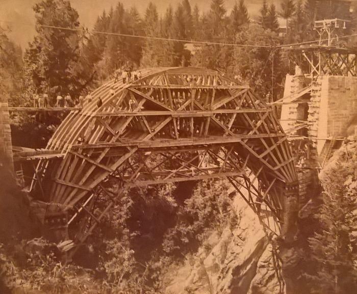 Journées du patrimoine 2018 - Au fil des ponts.
