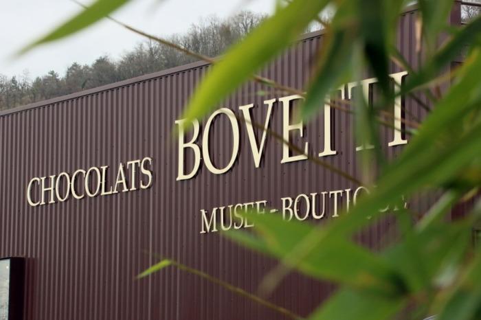 Journées du patrimoine 2017 - «Croquez dans un délicieux morceau de patrimoine» au Musée du Chocolat Bovetti