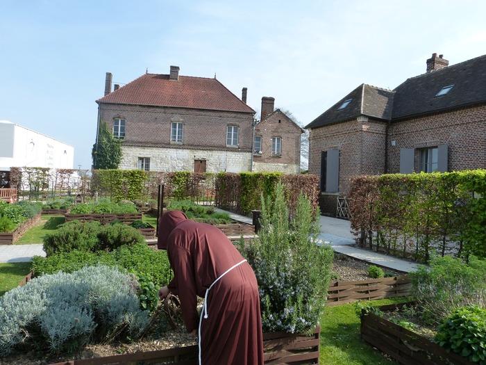 Crédits image : Maladrerie Saint-Lazare