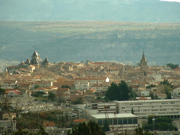 Journées du patrimoine 2018 - Visite commentée du centre historique d'Aubenas.