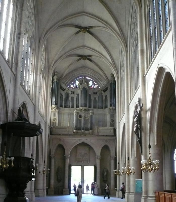 Journées du patrimoine 2018 - Audition d'orgue