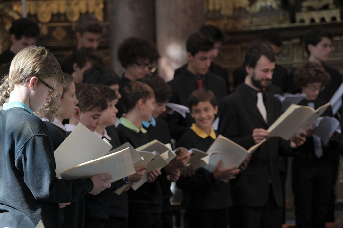 Journées du patrimoine 2018 - Concert de la maîtrise de Caen