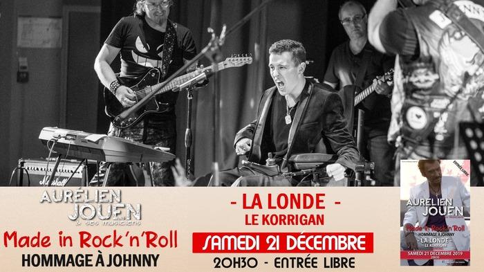 Aurélien Jouen & ses musiciens
