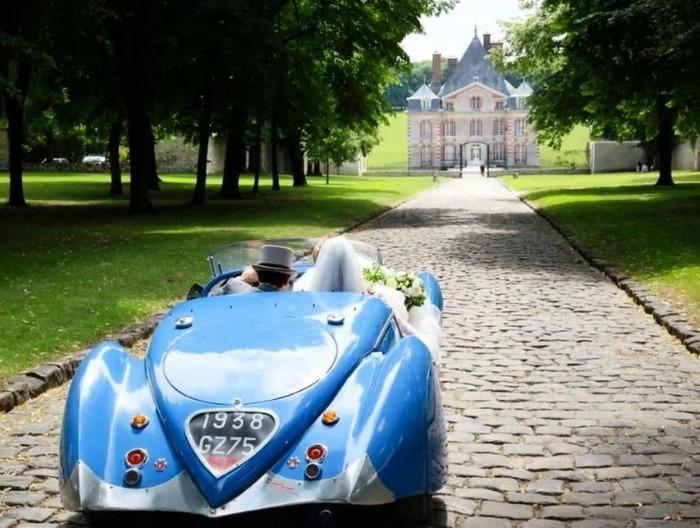 Journées du patrimoine 2017 - Véhicules anciens au Château d'Ormesson