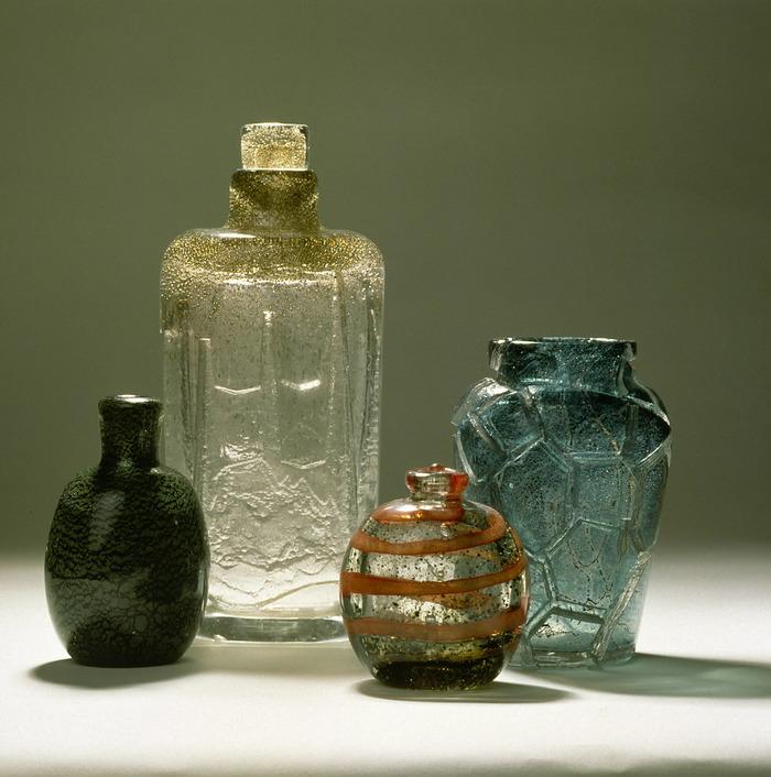 Journées du patrimoine 2018 - Exposition des chefs d'œuvre de l'art du verre et de la céramique de la Donation Lévy