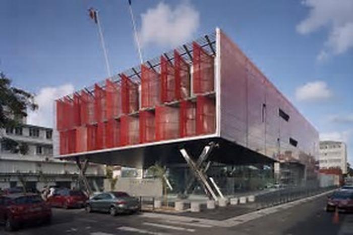 Journées du patrimoine 2017 - Exposition à la Cour d'appel de Fort-de-France