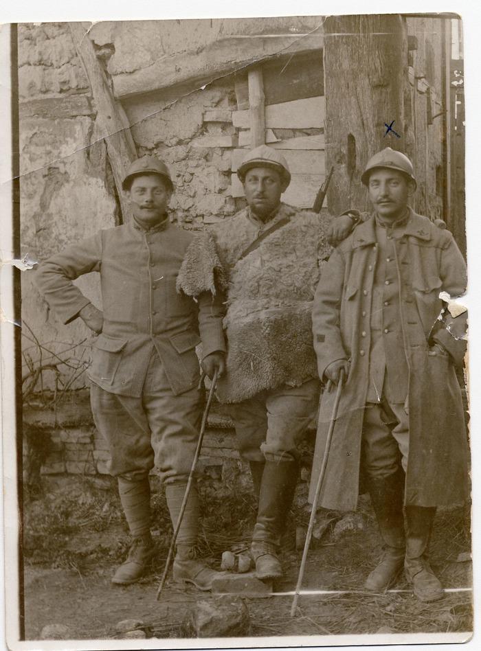 Journées du patrimoine 2018 - Visite guidée de l'exposition itinéraires de poilus : soldats normands dans la Grande guerre