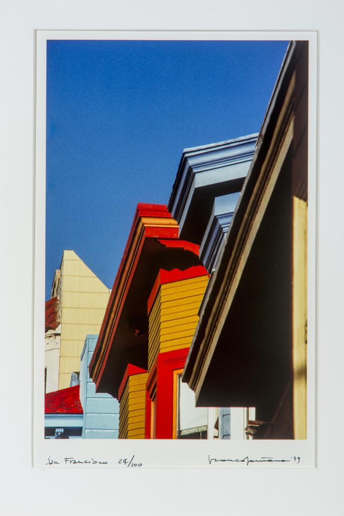 Crédits image : © Franco Fontana - San Francisco