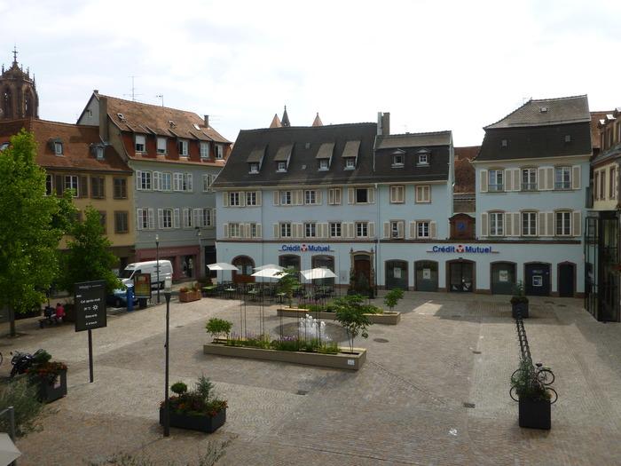 Crédits image : Ville de Sélestat