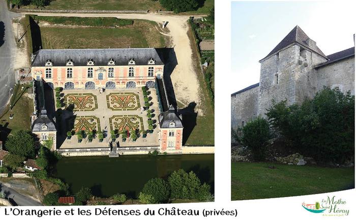Journées du patrimoine 2018 - Découverte de l'Orangerie et des défenses avancées