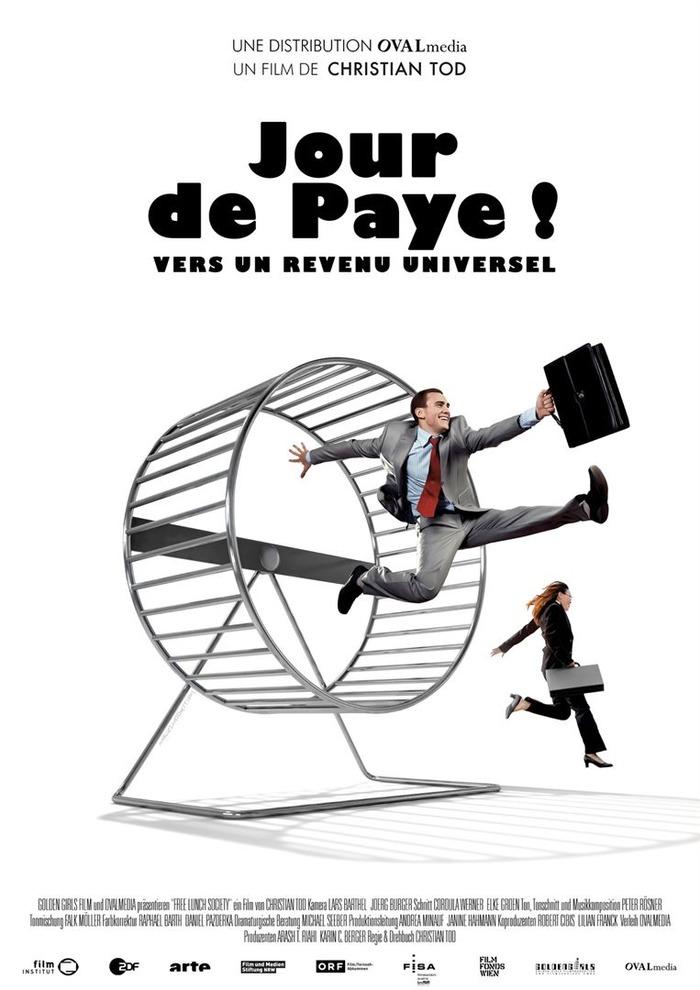 [Avant-Première & Débat] JOUR DE PAYE ! VERS UN REVENU UNIVERSEL de CHRISTIAN TOD