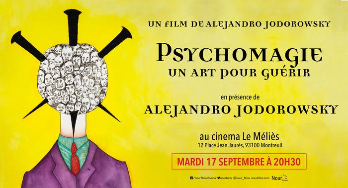 Avant-Première/ Psychomagie, un art pour guérir de Alejandro Jodorowsky