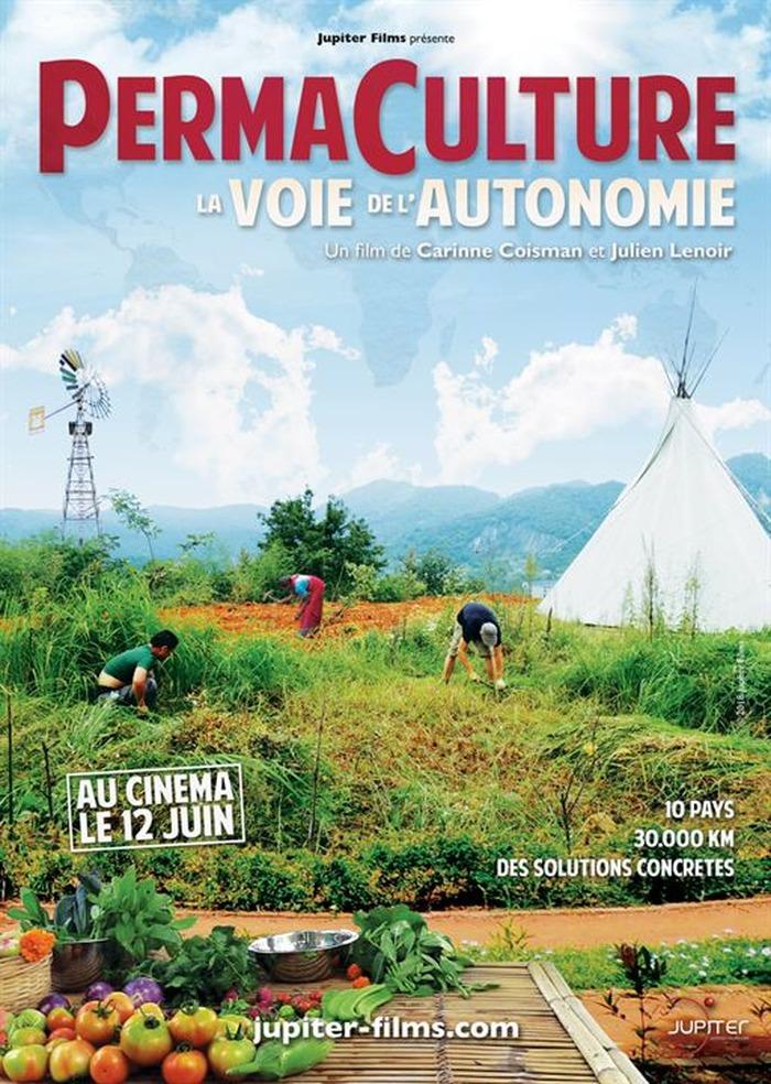 Permaculture, la voie de l'autonomie, de Carinne Coisman et Julien Lenoir