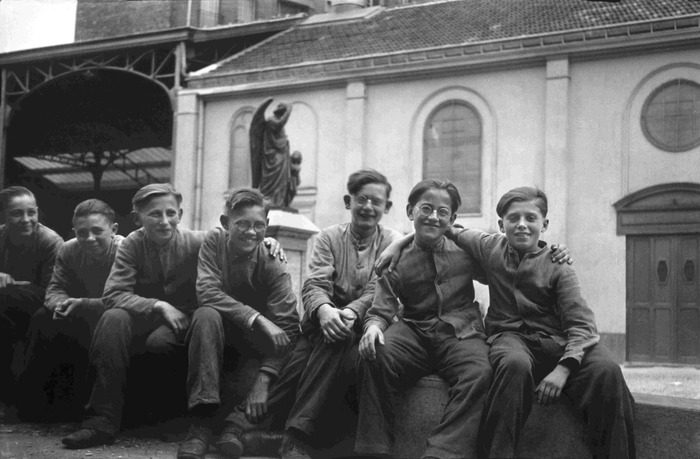 Crédits image : Archives Historiques - Apprentis d'Auteuil