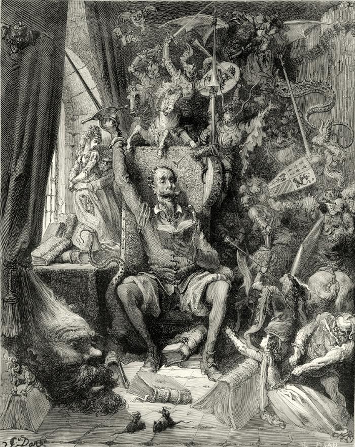 Crédits image : Gustave Doré