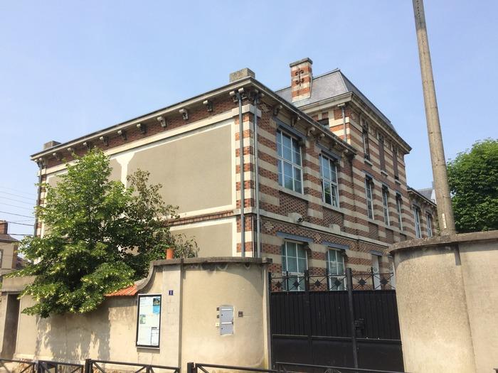 Journées du patrimoine 2017 - Bachelin : une école, son histoire