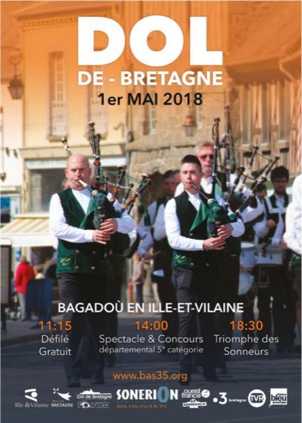 Bagadou en Ille-et-Vilaine