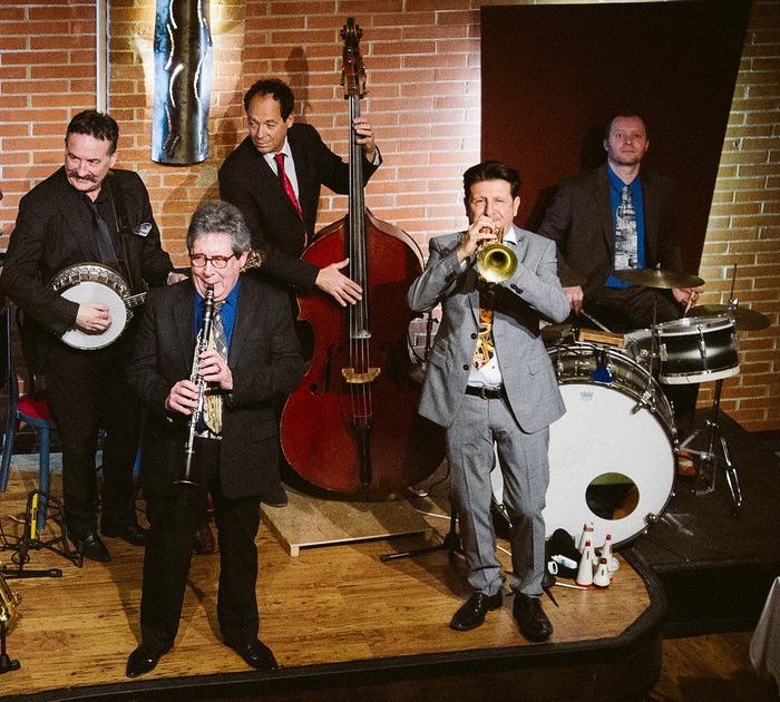 [Bagnères-de-Luchon] Mississippi Jazz Band
