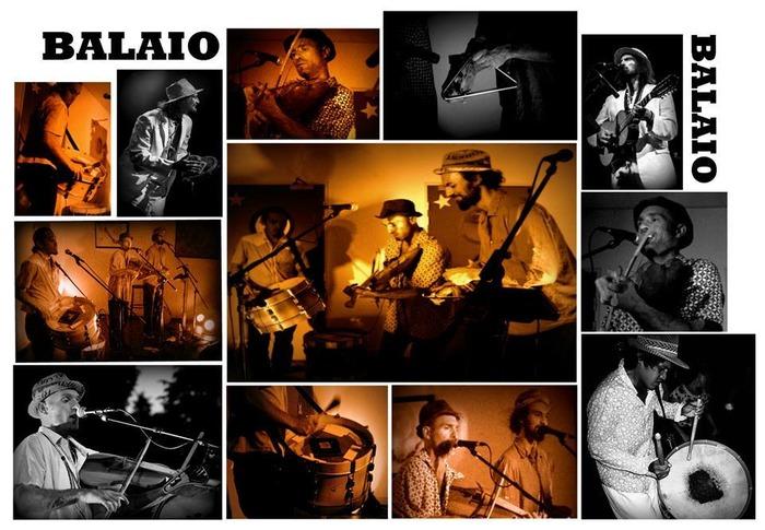 Bal Concert Forró avec le groupe Balaio