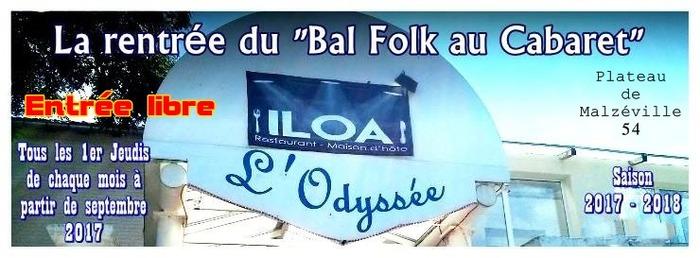 Bal Folk au Cabaret
