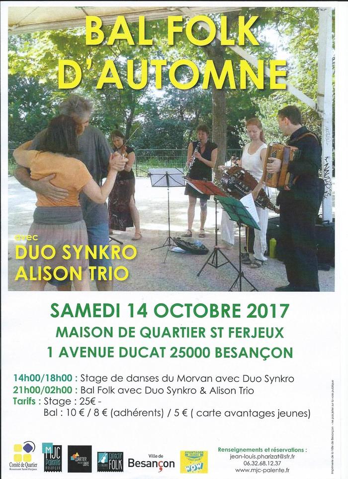 Duo Synkro et Alison Trio