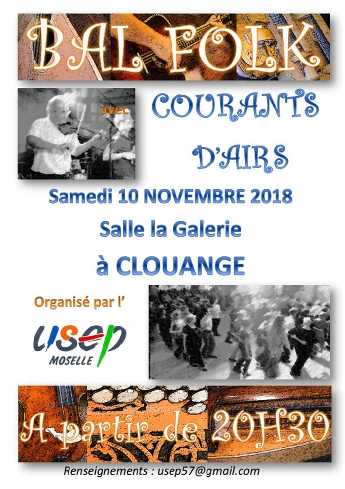 Courants d'Airs